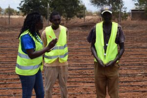 Norah Magero wants to improve energy access for farmers in Africa